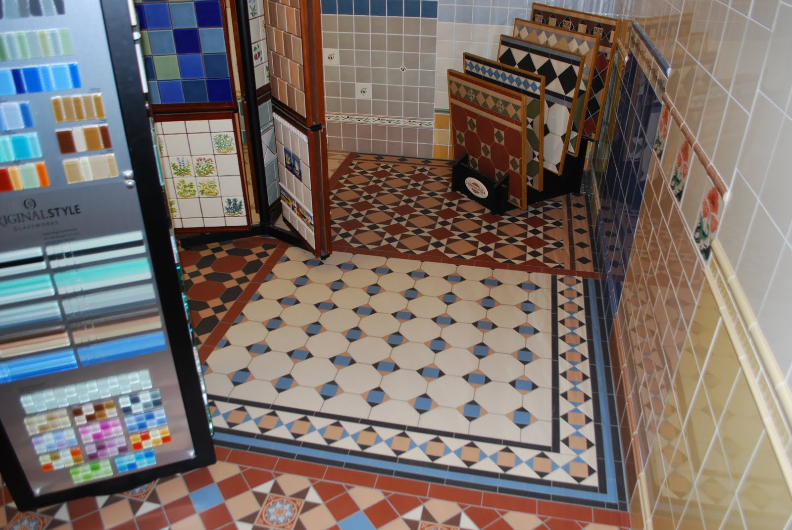 Topfloors northwich cheshire flooring and tiling showroom gallery victorian floor tiles dailygadgetfo Images